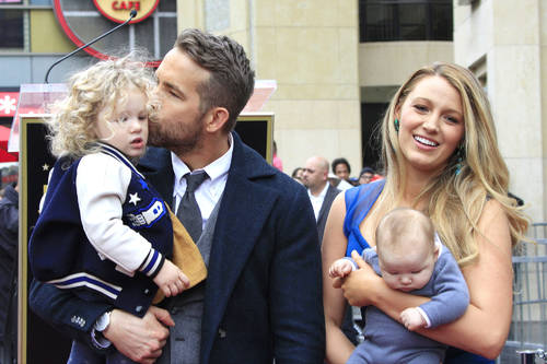 Blake Lively and Ryan Reynolds baby name