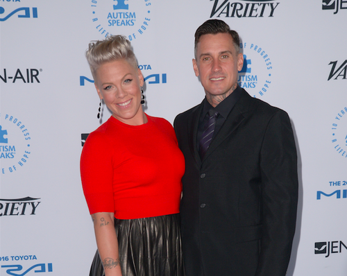 Pink and Carey Hart baby name