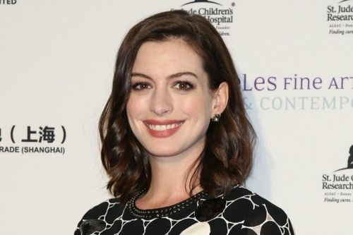 Anne Hathaway's baby name