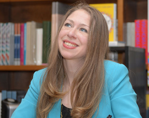 Chelsea Clinton 2nd child